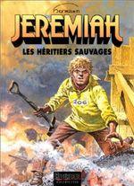 Couverture Les Héritiers sauvages - Jeremiah, tome 3