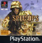 Jaquette Spec Ops : Airborne Commando