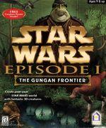 Jaquette Star Wars : Episode I : Le Nouveau Monde Gungan