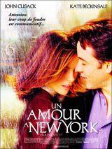 Affiche Un amour à New York
