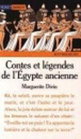 Couverture Contes et légendes de l'Egypte ancienne