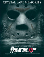 Couverture Crystal Lake Memories: The Complete History of Friday the 13th