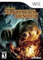 Jaquette Cabela's Dangerous Hunts 2011