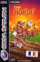 Jaquette The Horde