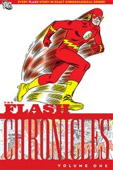 Couverture The Flash Chronicles
