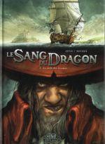 Couverture Au-delà des brumes - Le Sang du Dragon, tome 1