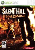 Jaquette Silent Hill: Homecoming