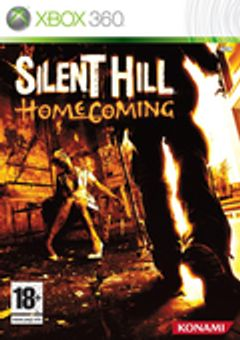Jaquette Silent Hill : Homecoming