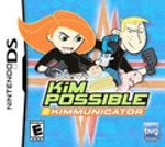 Jaquette Kim Possible : Kimmunicator