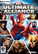 Jaquette Marvel : Ultimate Alliance