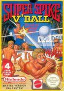 Jaquette Super Spike V'Ball