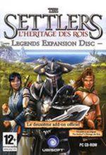 Jaquette The Settlers :  L'héritage des Rois - Legends Expansion Disc