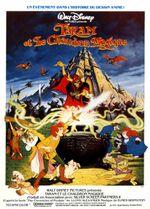 Affiche Taram et le Chaudron magique