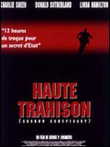Affiche Haute Trahison