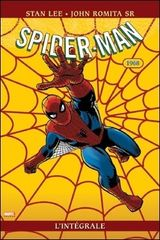 Couverture 1968 - Spider-Man : L'Intégrale, tome 6