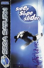 Jaquette Steep Slope Sliders