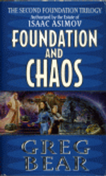 Couverture Fondation et Chaos - Le Second Cycle de Fondation, tome 2