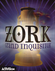 Jaquette Zork : Grand Inquisitor