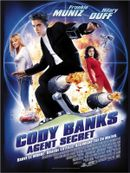 Affiche Cody Banks, agent secret