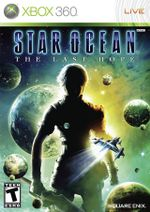 Jaquette Star Ocean : The Last Hope