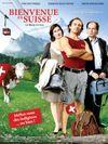 Affiche Bienvenue en Suisse