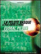 Affiche La Pelote basque, la peau contre la pierre