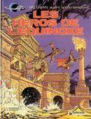 Couverture Les Héros de l'Equinoxe - Valérian, tome 8