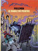 Couverture Le Diable du peintre - Philémon, tome 14