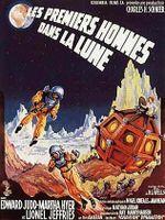 Affiche Les Premiers Hommes dans la Lune