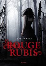 Couverture Rouge Rubis