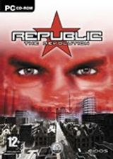 Jaquette Republic : The Revolution