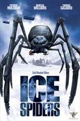 Affiche Ice Spiders