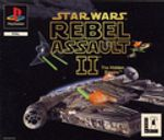 Jaquette Star Wars : Rebel Assault II - The Hidden Empire