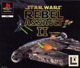 Jaquette Star Wars : Rebel Assault II - The Hidden Empire