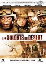 Affiche Les Soldats du désert