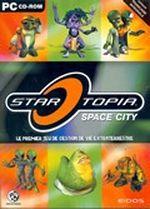 Jaquette Startopia : Space City