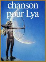 Couverture Chanson pour Lya