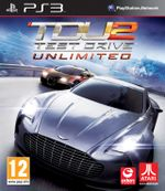 Jaquette Test Drive Unlimited 2