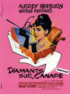 Affiche Diamants sur canapé