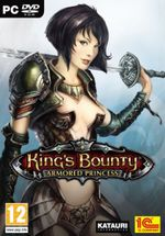 Jaquette King's Bounty : Armored Princess