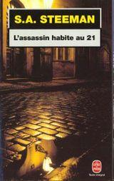 Couverture L'Assassin habite au 21