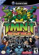 Jaquette Teenage Mutant Ninja Turtles : Mutant Mele