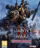 Jaquette Warhammer 40,000 : Dawn of War II - Chaos Rising