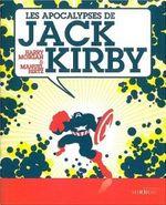 Couverture Les Apocalypses de Jack Kirby