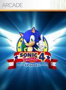Jaquette Sonic the Hedgehog 4 : Episode 1