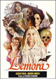 Affiche Lemora : A Child's Tale of the Supernatural