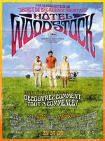 Affiche Hôtel Woodstock