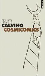 Couverture Cosmicomics