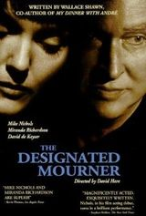 Affiche The Designated Mourner