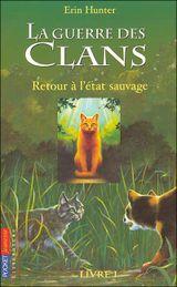 Couverture La guerre des Clans